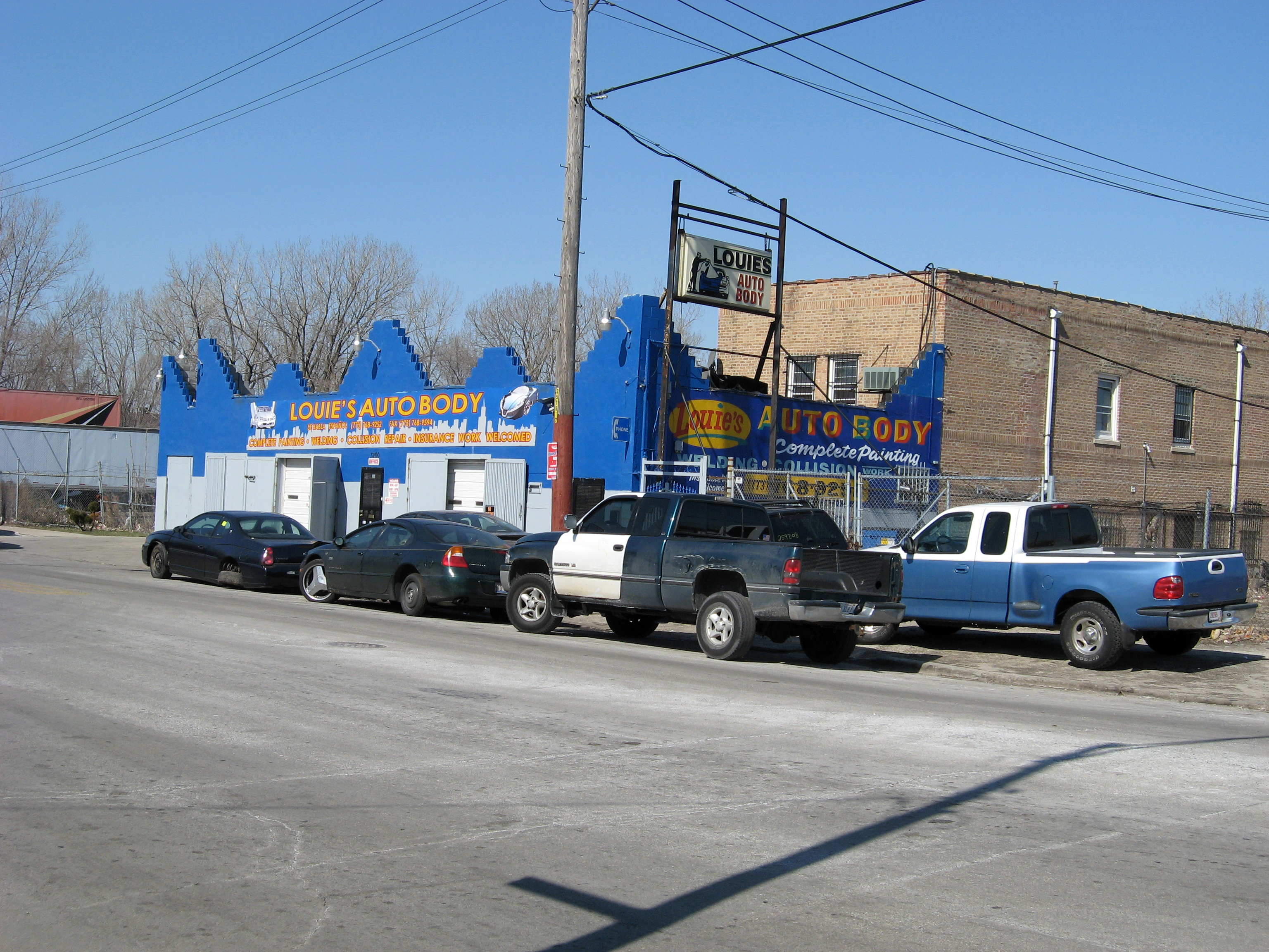 auto machine shop chicago