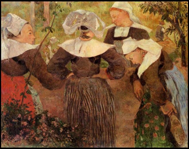 gauguin1-four-breton-women1