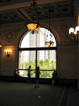 Chicago Cultural Center-East Window