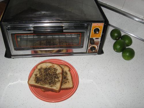 zaater toast