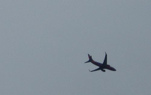 walk-- its a plane