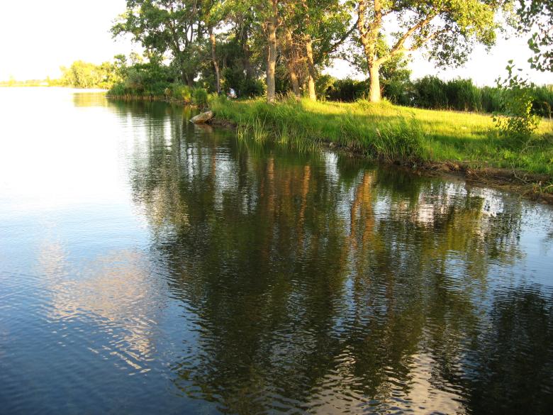 walk-lake