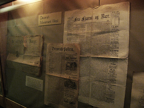 6 Decorah papers
