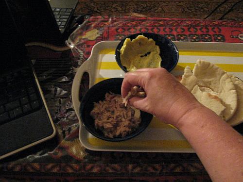 hobez and tuna